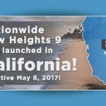 NOW AVAILABLE: New Heights 9 Launches in California